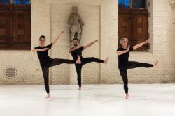 Performance by The Noa Eshkol Chamber Dance Group