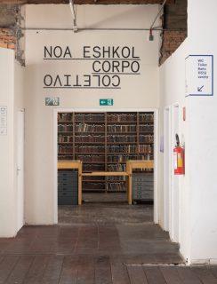 Noa Eshkol: collective body